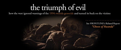 The Triumph Of Evil - click to read more
